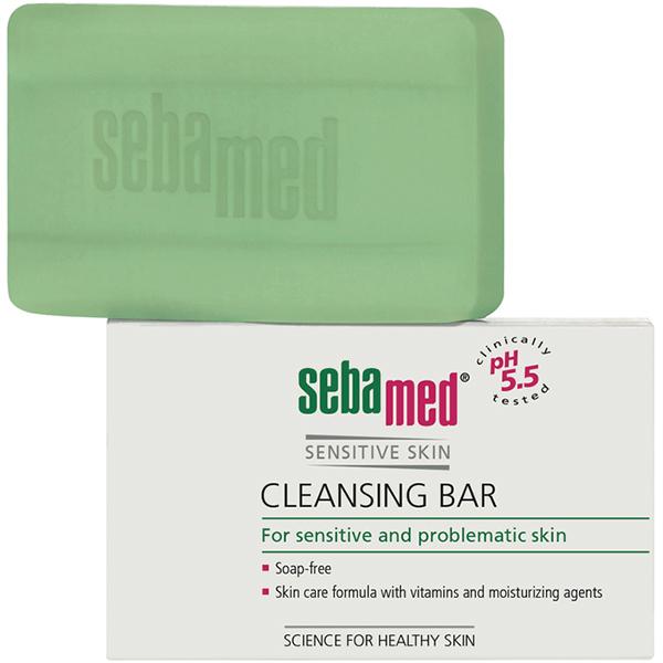 Calup dermatologic SEBAMED Sensitive Skin, 150g
