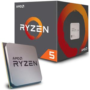 Procesor AMD RYZEN 5 2600X, 3.6/4.2GHz, socket AM4, 19MB, YD260XBCAFBOX