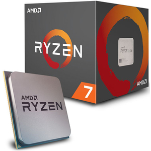 Procesor AMD RYZEN 7 2700X, 3.7/4.3GHz, socket AM4, 20MB, YD270XBGAFBOX