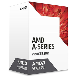 Procesor AMD A6 9500 APU, 3.5GHz/3.8GHz, 1MB, socket AM4, AD9500AGABBOX