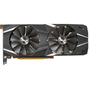 Placa video ASUS NVIDIA GeForce RTX 2080 Ti, 11GB GDDR6, 352bit, DUAL-RTX2080TI-O11G