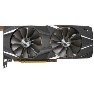 Placa video ASUS NVIDIA GeForce RTX 2080 Ti, 11GB GDDR6, 352bit, DUAL-RTX2080TI-A11G