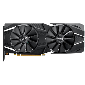 Placa video ASUS NVIDIA GeForce RTX 2080 8GB GDDR6, 256bit, DUAL-RTX2080-O8G