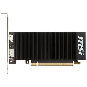 Placa video MSI NVIDIA GeForce GT 1030 2GH LP OC, 2GB GDDR5, 64bit, GT 1030 2GH LP OC