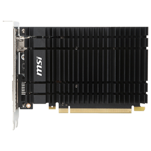 Placa video MSI NVIDIA GeForce GT 1030 2GH OC, 2GB GDDR5, 64bit, GT 1030 2GH OC