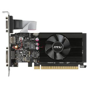 Placa video MSI GT 710 1GD3 LP, 1GB DDR3, 64bit, GT 710 1GD3 LP