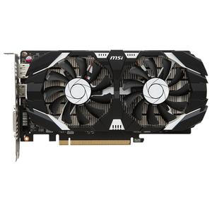 Placa video MSI NVIDIA GeForce GTX 1050 2GT OCV1, 2GB GDDR5, 128bit, GTX 1050 2GT OCV1