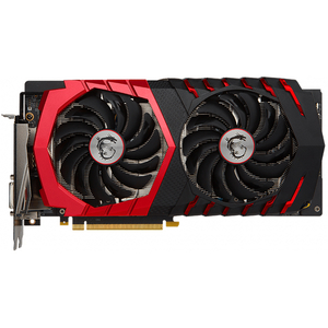 Placa video MSI NVIDIA GeForce GTX 1060 Gaming X 3G, 3GB GDDR5, 192bit
