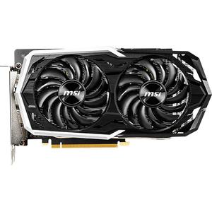 Placa video MSI NVIDIA GeForce GTX 1660 Ti, 6GB GDDR6, 192bit, GTX 1660 TI ARMOR 6G OC