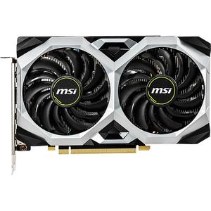 Placa video MSI NVIDIA GeForce GTX 1660 Ti, 6GB GDDR6, 192bit, GTX 1660 TI VENTUS XS 6G OC
