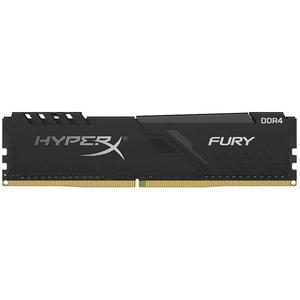 Memorie desktop KINGSTON HyperX Fury Black, 8GB DDR4, 3466MHz, CL16, HX434C16FB3/8