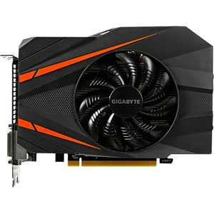 Placa video GIGABYTE NVIDIA GeForce GTX 1060 Mini ITX OC 6G, 6GB GDDR5, 192bit,  N1060IXOC-6GD