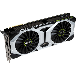 Placa video MSI GeForce RTX 2080 VENTUS 8G OC, 8GB GDDR6, 256bit, RTX 2080 VENTUS 8G OC