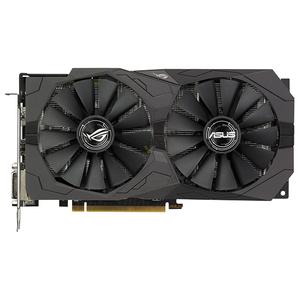 Placa video ASUS AMD Radeon RX 570 STRIX GAMING, 4GB GDDR5, 256bit, ROG-STRIX-RX570-4G-GAMING