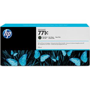 Cartus HP 771C (B6Y07A), negru mat