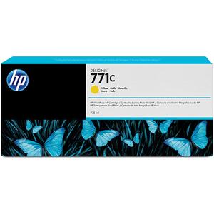 Cartus HP 771C (B6Y10A), galben