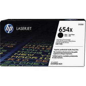 Toner HP 654X (CF330X), negru