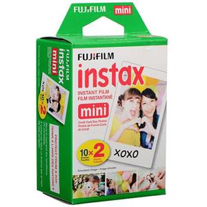 Pachet hartie foto FUJI Instax mini 2X10
