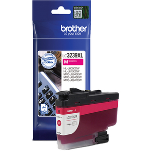 Cerneala BROTHER LC3239XLM, magenta
