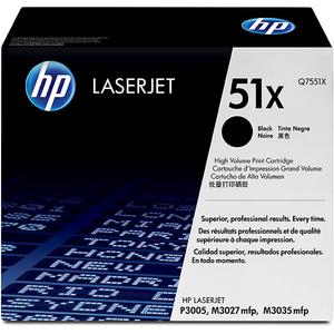 Toner HP 51X (Q7551X), negru