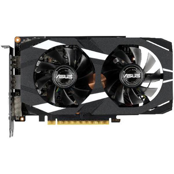 Placa video ASUS NVIDIA GeForce GTX 1660 Ti, 6GB GDDR6, 192bit, DUAL-GTX1660TI-O6G