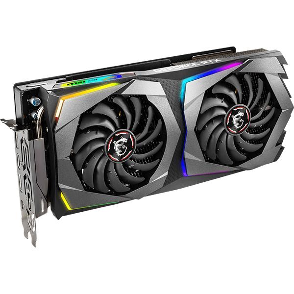 Placa video MSI GeForce RTX 2070 GAMING Z 8G, 8GB GDDR6, 256bit,