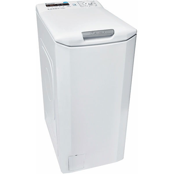 Masina de spalat verticala CANDY CST G384D-S, 8kg, 1400rpm, A+++, alb