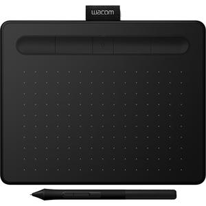 Tableta grafica WACOM Intuos S Bluetooth CTL-4100WLK-N, negru