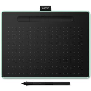 Tableta grafica WACOM Intuos M Bluetooth CTL-6100WLE-N, Pistachio