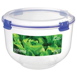 Caserola SISTEMA Klip It 4031073, 3.5l, plastic, transparent
