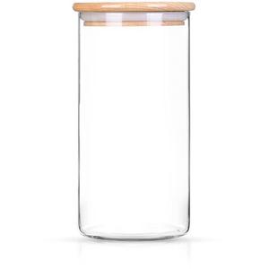 Recipient depozitare ZOKURA Z1033, 1.3l, sticla