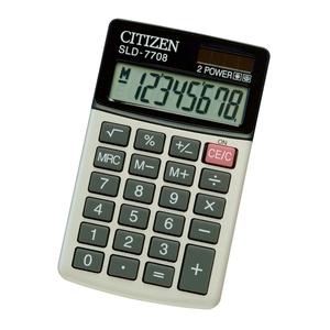 Calculator de birou CITIZEN SLD-200N, 8 cifre, gri