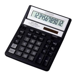 Calculator de birou CITIZEN SDC-888X, 12 cifre, negru
