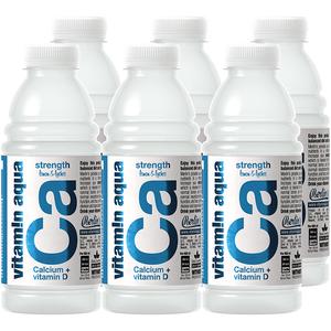 Apa cu vitamine CA VITAMIN AQUA Lemon&Lychee bax 0.6L x 6 sticle
