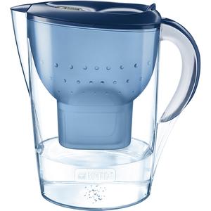 Cana filtranta BRITA BR1026456 Marella XL, 3.5l, albastra