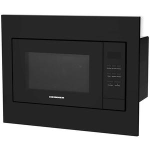 Cuptor cu microunde incorporabil HEINNER HMW-23BI-BK, 23l, 800W, negru