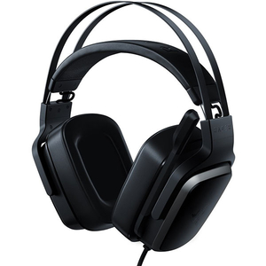 Casti Gaming RAZER Tiamat 2.2 V2, 7.1 surround, 3.5mm, negru