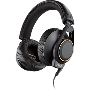 Casti gaming PLANTRONICS Rig 600 Dolby Atmos, Noise cancelling, Binaural, Laptop/PC, 3.5mm, negru
