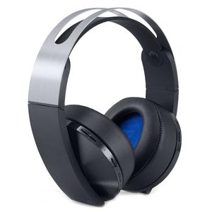Casti gaming wireless PlayStation 4, Platinum