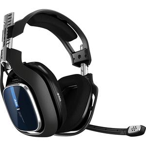 Casti Gaming ASTRO A40 TR, stereo, 3.5 mm, negru-albastru PS4