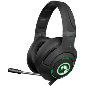 Casti Gaming MARVO HG9042, 7.1 surround, USB, negru-verde
