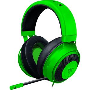 Casti Gaming RAZER Kraken Green 2019, stereo, 3.5mm, verde
