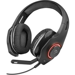 Casti Gaming TRUST GXT 455 Torus, stereo, USB, 3.5mm, negru