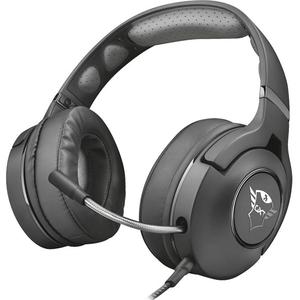 Casti Gaming TRUST GXT 420 Rath, stereo, multiplatforma, 3.5mm, negru