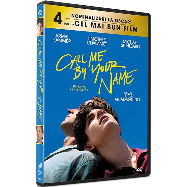 Striga-ma pe numele tau DVD