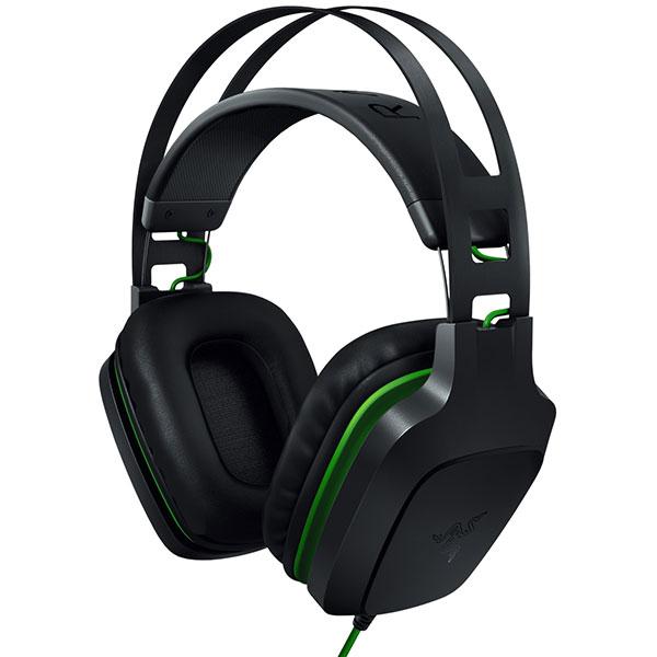 Casti gaming RAZER Electra V2, negru-verde