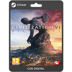 Sid Meier's Civilization VI: Rise and Fall DLC PC (licenta electronica Steam)