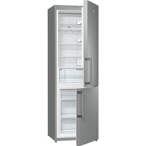 Combina frigorifica GORENJE NRK6191CX, 307 l, 185 cm,  A+, inox