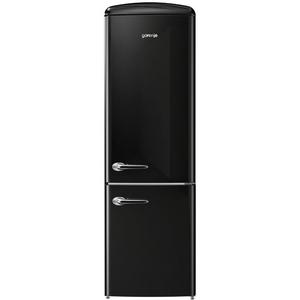 Combina frigorifica GORENJE ORK192BK, 322 l , 194 cm,  A++, negru