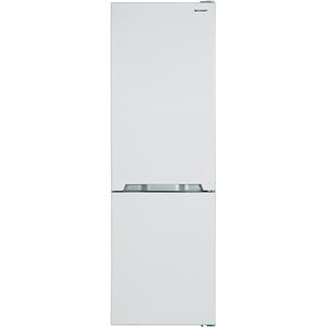 Combina frigorifica SHARP SJ-BB10IMXW-EU, 336 l, H 186 cm, Clasa A+, alb